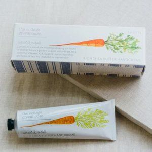 NWT The Cottage Greenhouse Handcreme